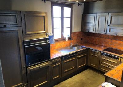 Küche Wohnung OG/DG