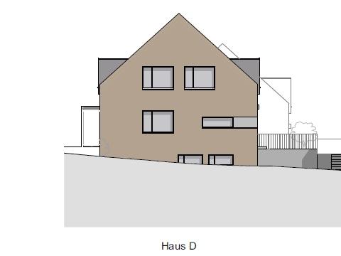 """4.5 Zimmer-Gartenwohnung """"B0"""", Wettingen"""