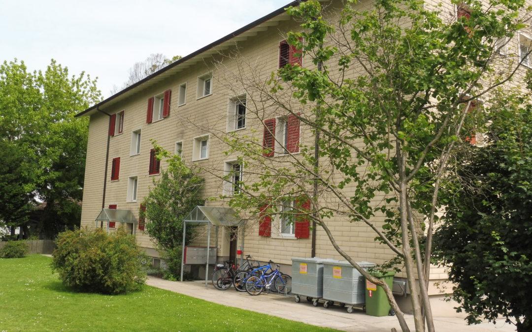 4 Zimmer Wohnung, Wettingen, Bahnhofstrasse