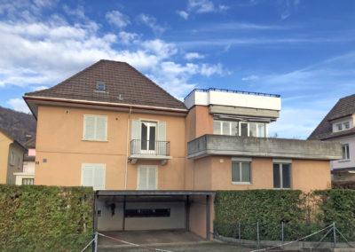 EFH / Generationenhaus / Kombination Wohnen-Arbeiten an zentraler und ruhiger Lage, Wettingen